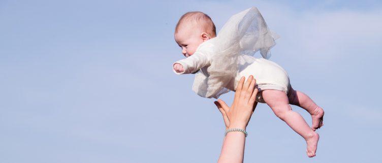 Gratis vlucht voor een baby? Alle kosten voor vliegen met een baby.